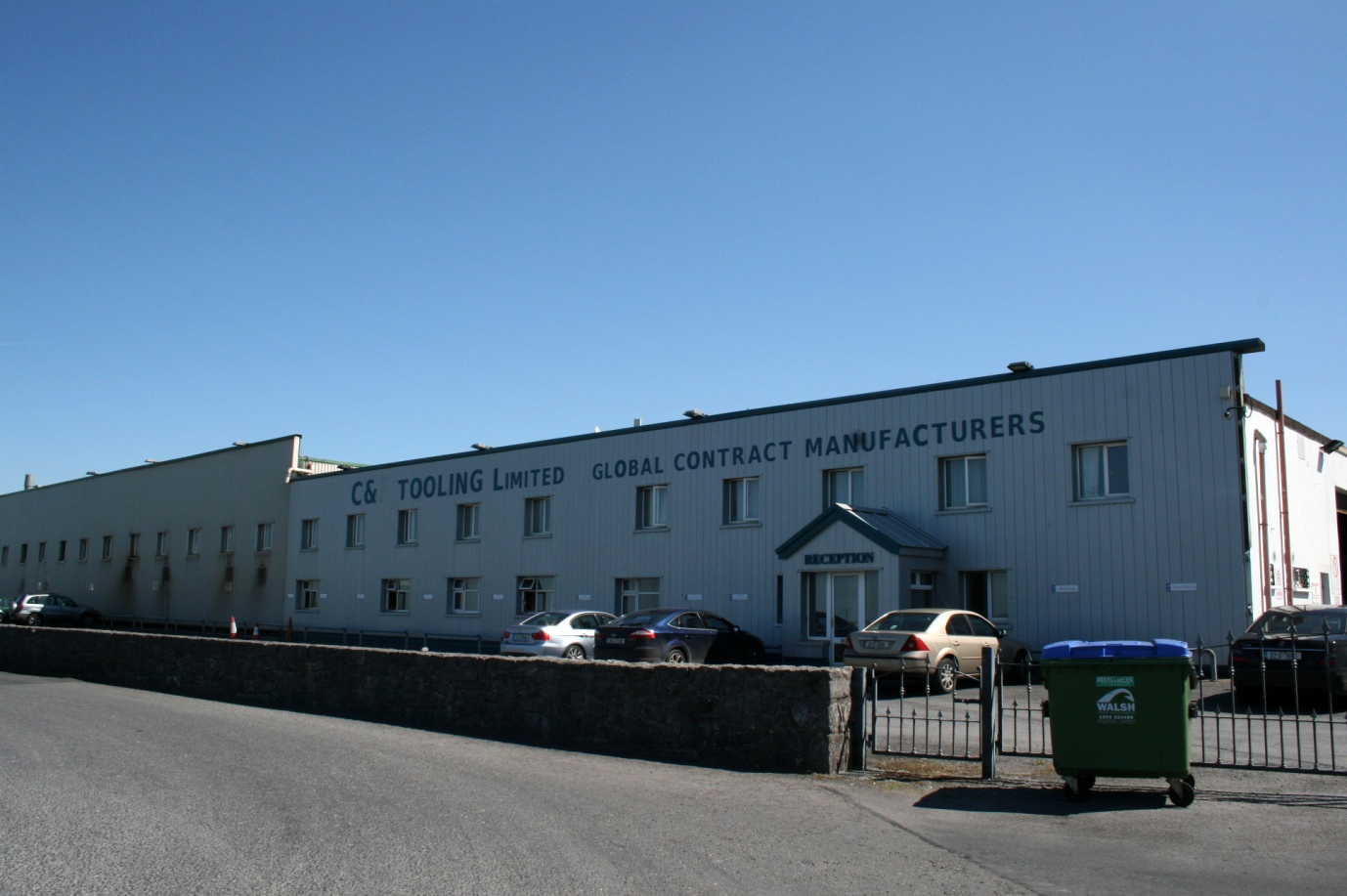 C&F Tooling Athenry